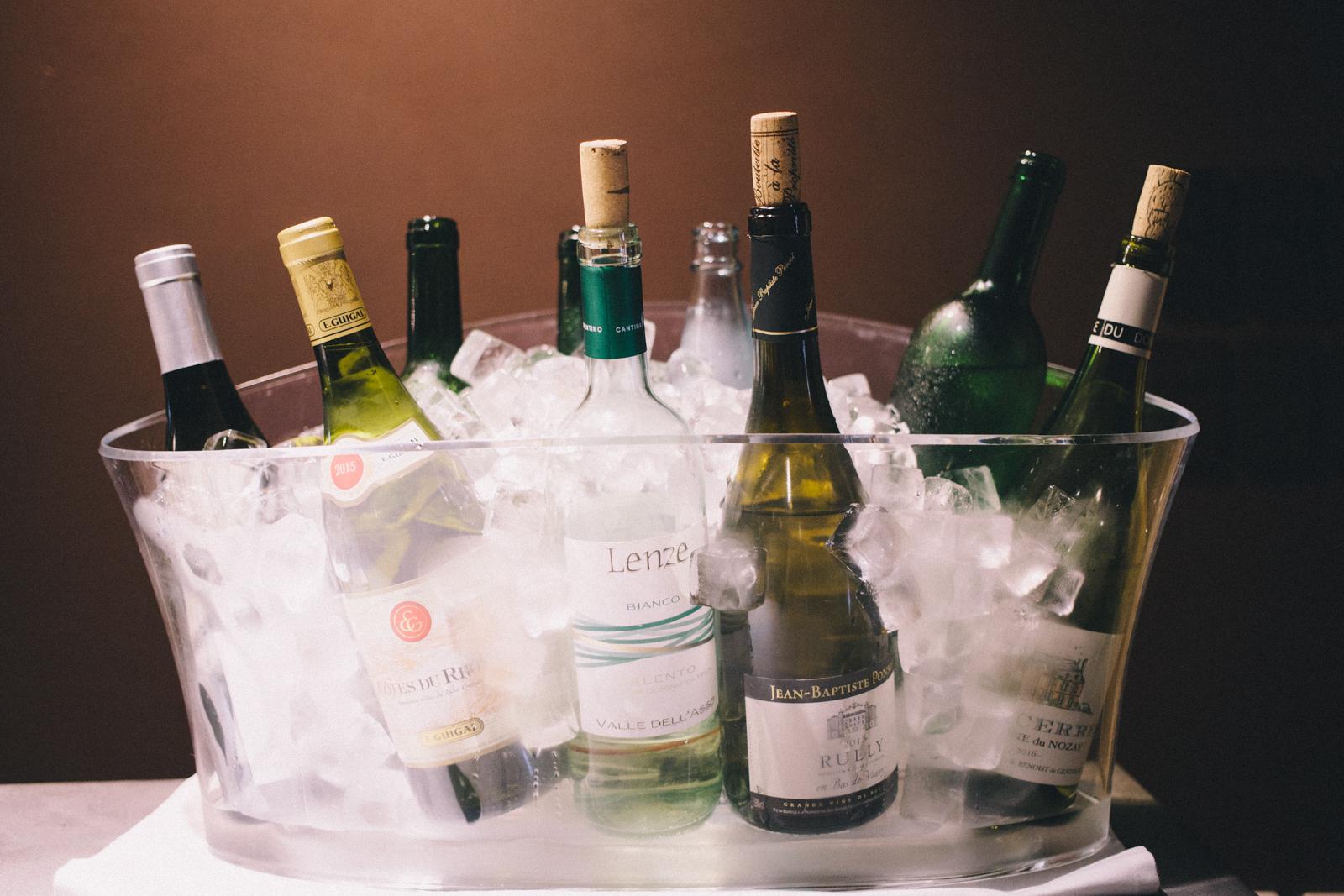代々木上原 サンフォコン パテ・ド・カンパーニュ ワイン
