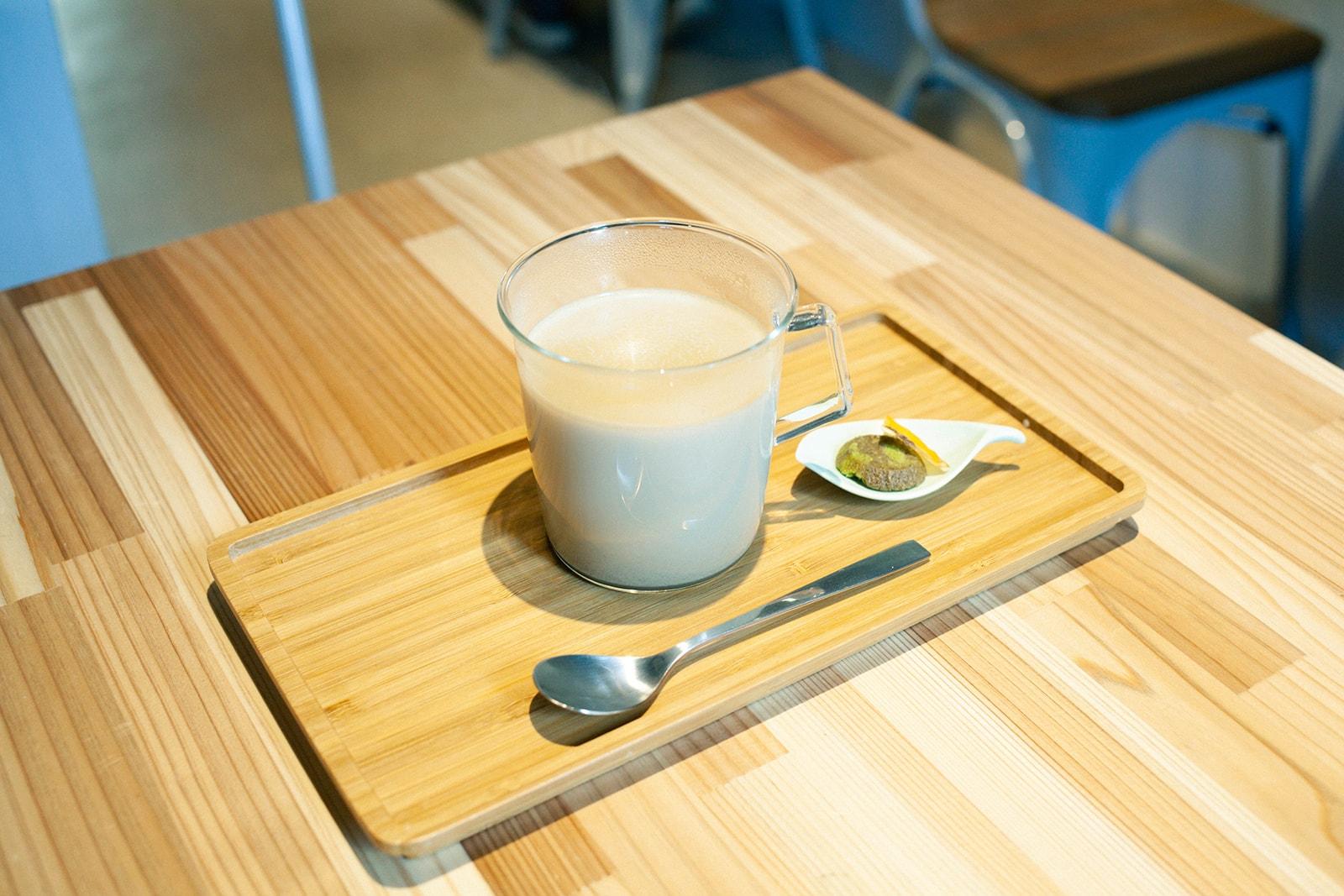 東京和茶房 ほうじ茶ラテ
