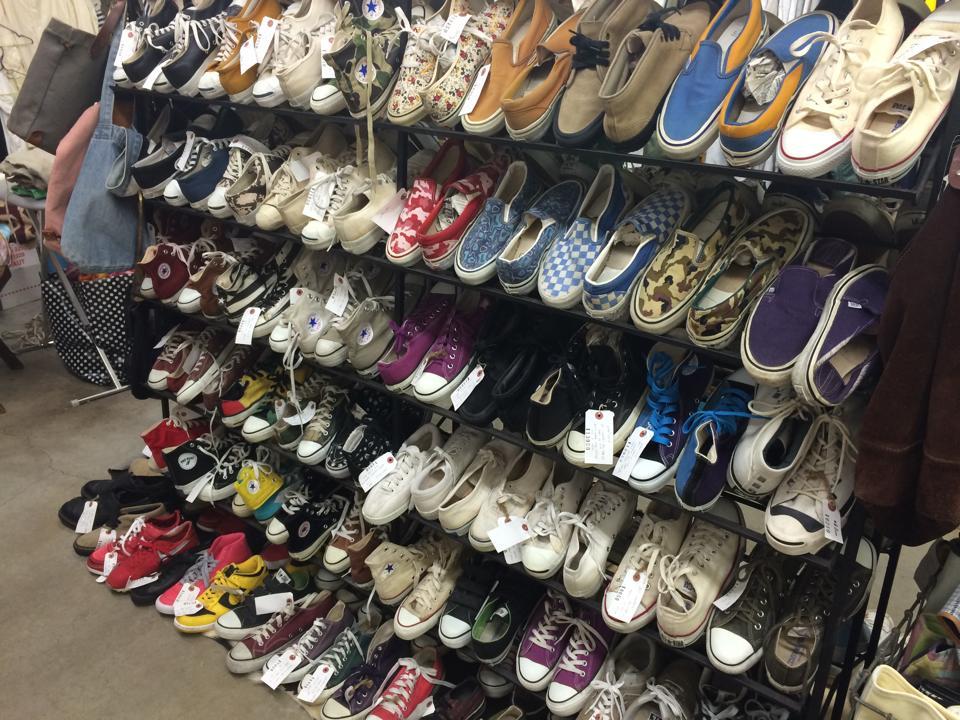 代々木上原, 靴,お店