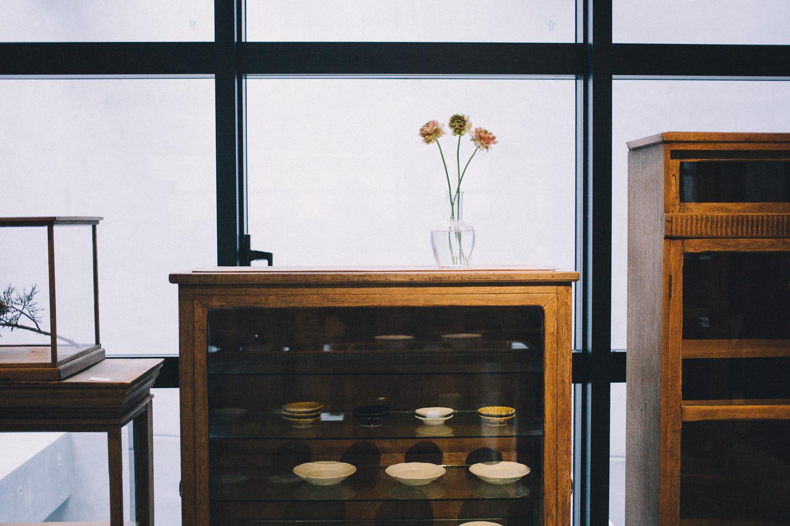 代々木上原 ICCA 家具 東京和茶房 OPRCT オプレクト