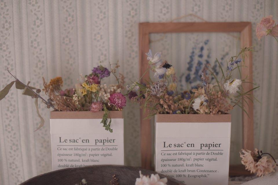 マロンパピエ、marronpapier、花屋、セレクトショップ、フラワースクール