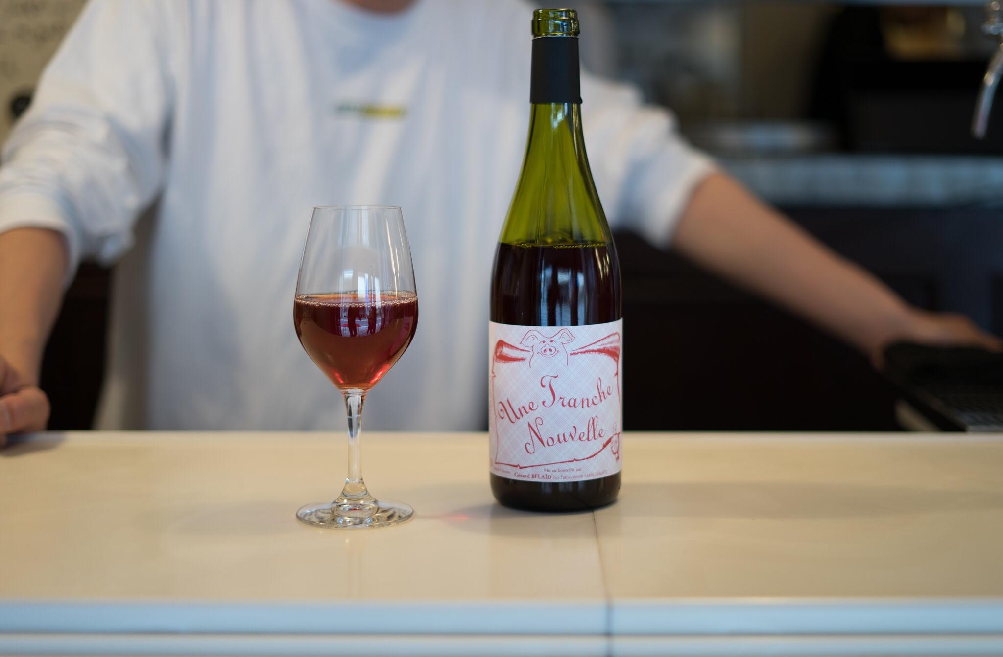代々木上原、自然派ワイン、ビオワイン、ナチュール、ヴァンナチュール、自然派、ワイン、はしご酒、オーガニック