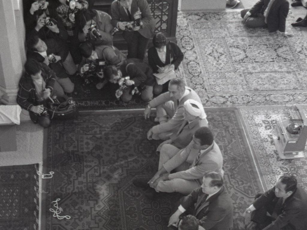 代々木上原,東京ジャーミィ,モスク