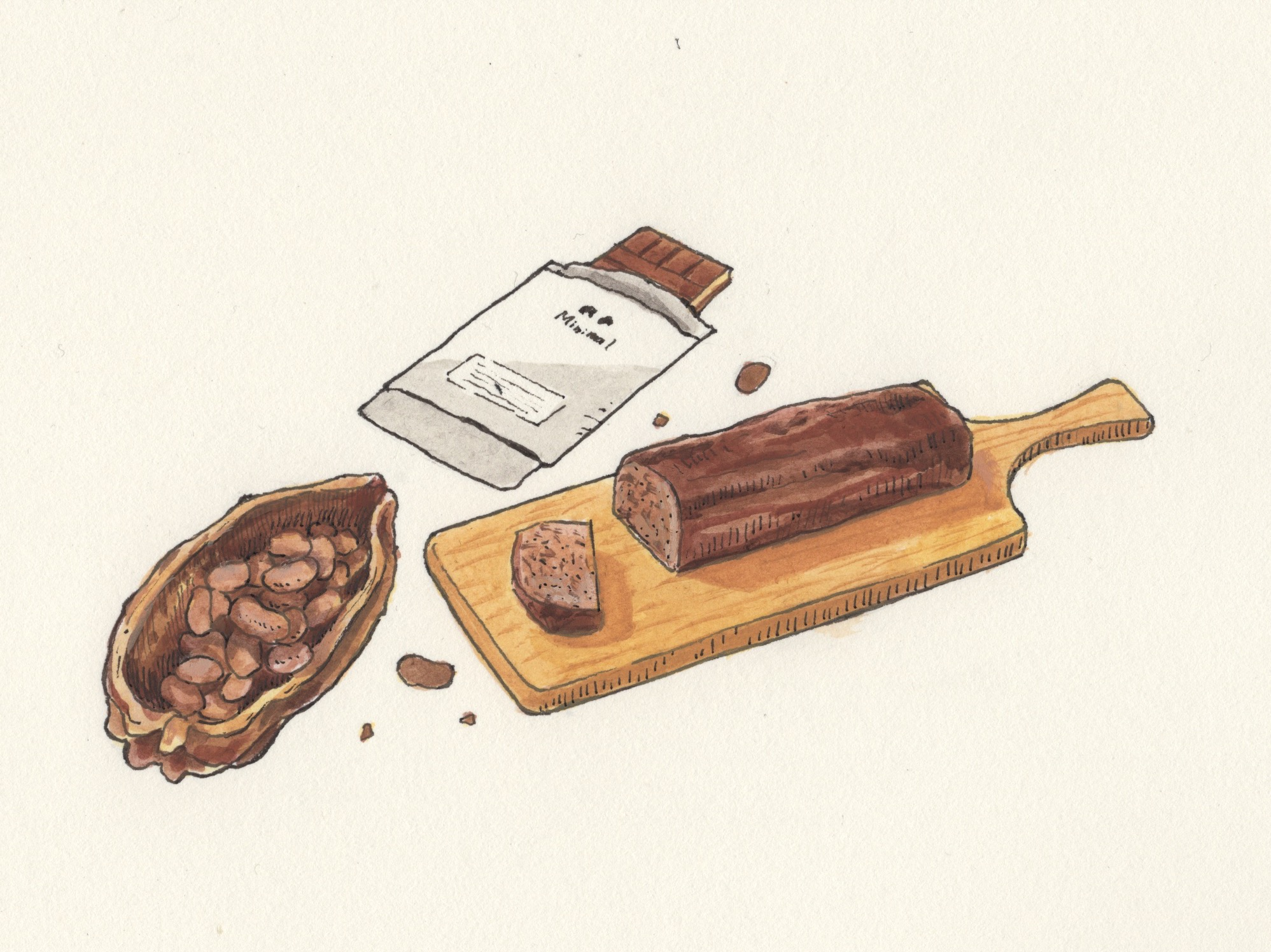 代々木上原、Minimal The Baking