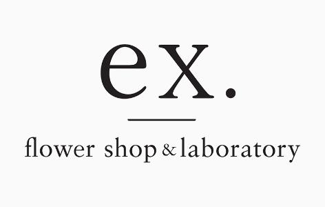 花と緑の専門店 ex. flower shop laboratory