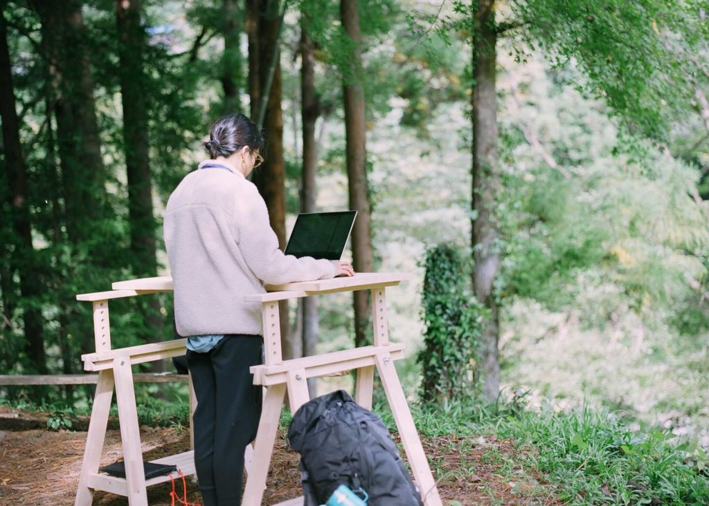 TRAIL HEADS MAAKITAKI 代々木上原 山口陽平 コワーキング