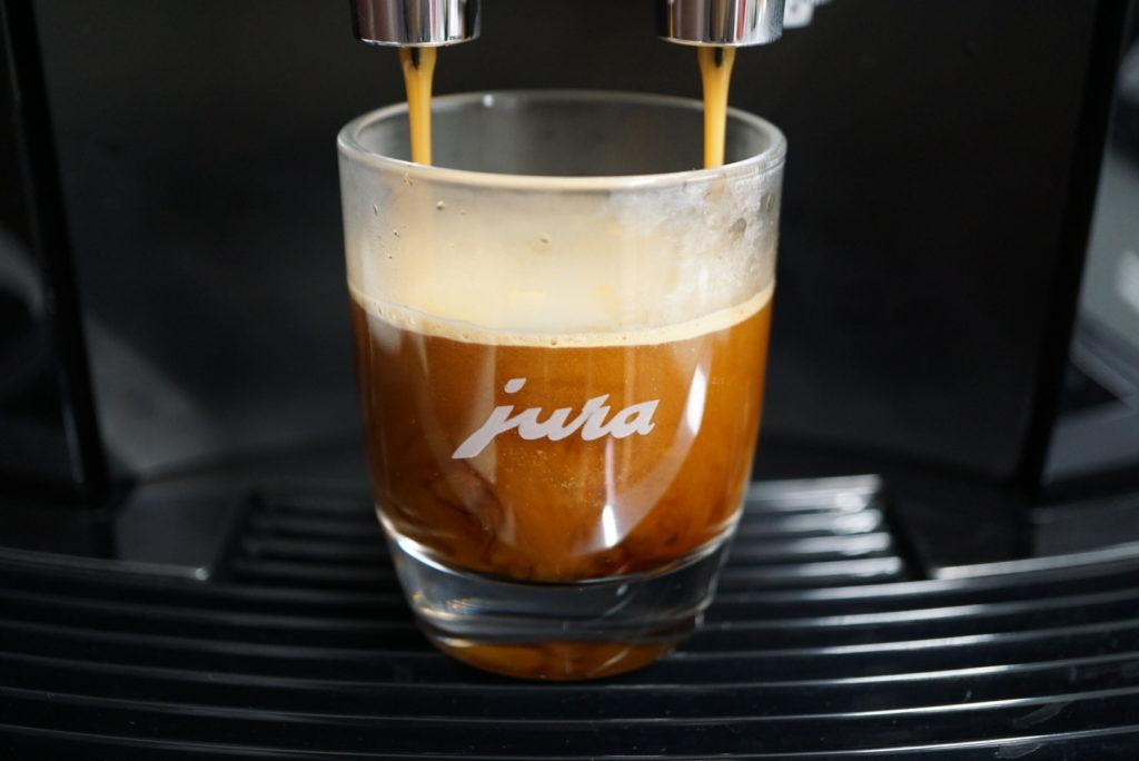 エスプレッソ、コーヒー体験